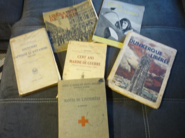 Découverte dans un dépôt de livre / BD P1040541
