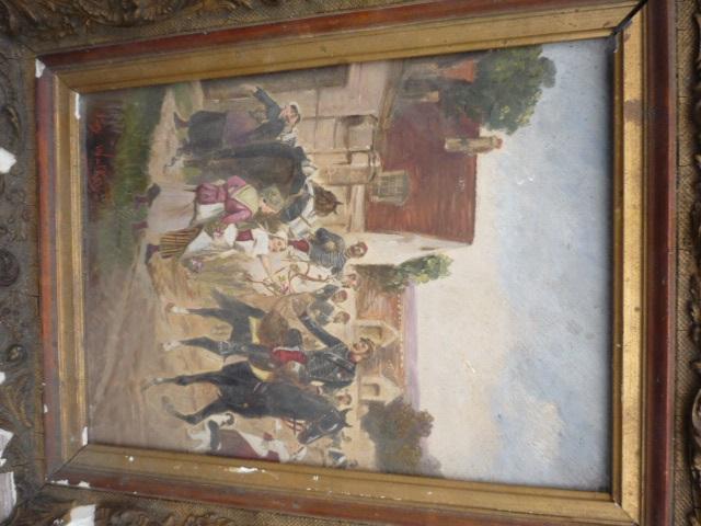 deux peintures 1870 P1040636