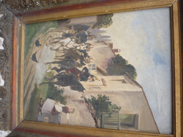 deux peintures 1870 P1040638