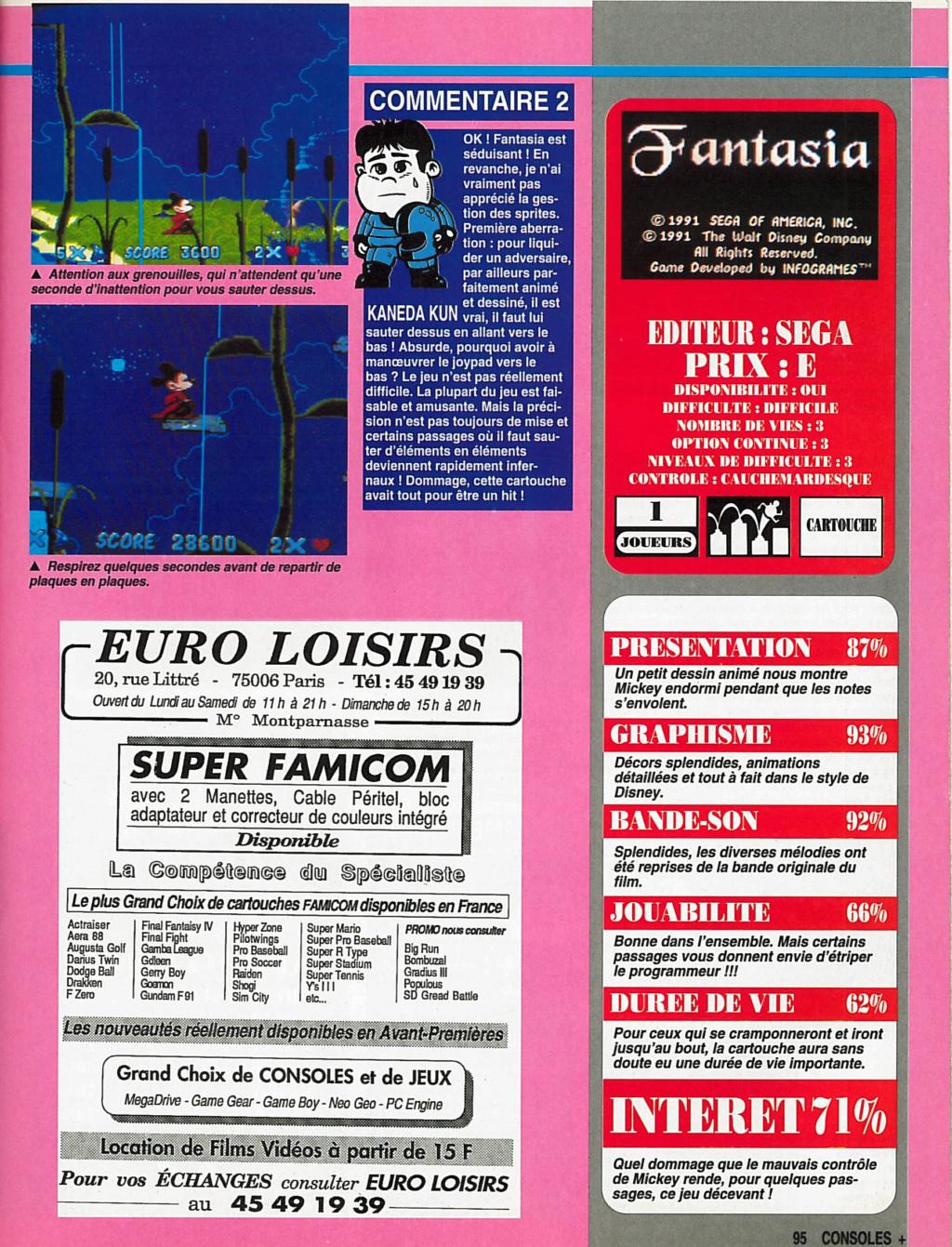 Le meilleur jeu Disney de l'ère 16 bits - Page 12 Consol10