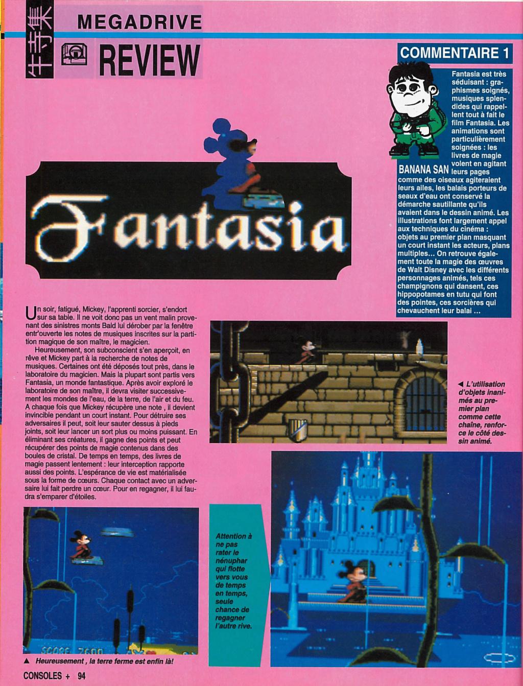 Le meilleur jeu Disney de l'ère 16 bits - Page 12 Consol11