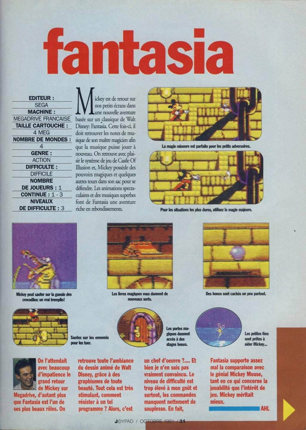 Le meilleur jeu Disney de l'ère 16 bits - Page 12 Joypad10