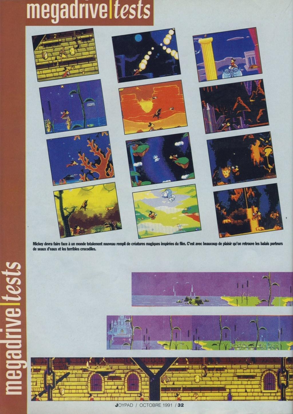 Le meilleur jeu Disney de l'ère 16 bits - Page 12 Joypad11