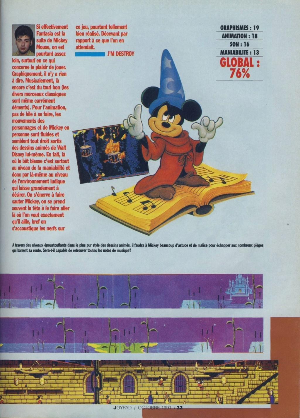 Le meilleur jeu Disney de l'ère 16 bits - Page 12 Joypad12