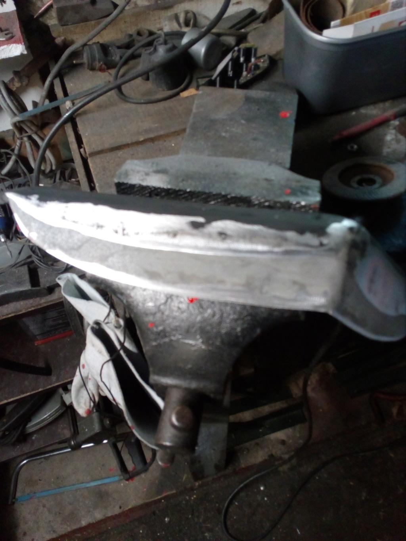 Deflecteur / extracteur de chaleur moteur + ventilo sur Road King 1584  - Page 2 Img_2098