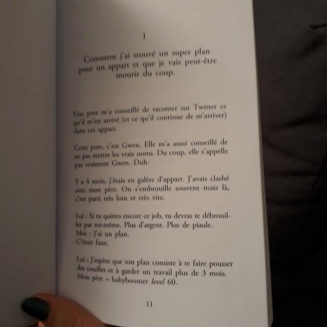 """[Livre] """"3ème droite"""" de François Descaques 20181010"""