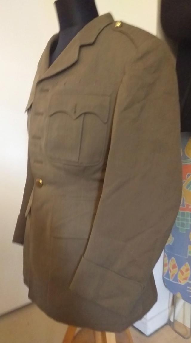 Veste officier Francais 20200632