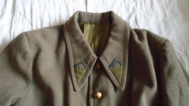 Manteau lieutenant WW2 2222210