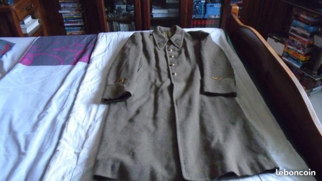 Manteau lieutenant WW2 29137b10