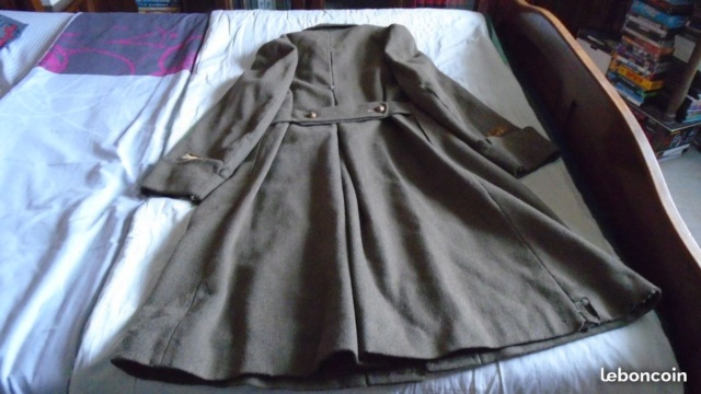 Manteau lieutenant WW2 8005ab10