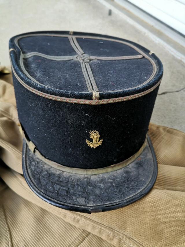 képi Troupes coloniales S-l16034