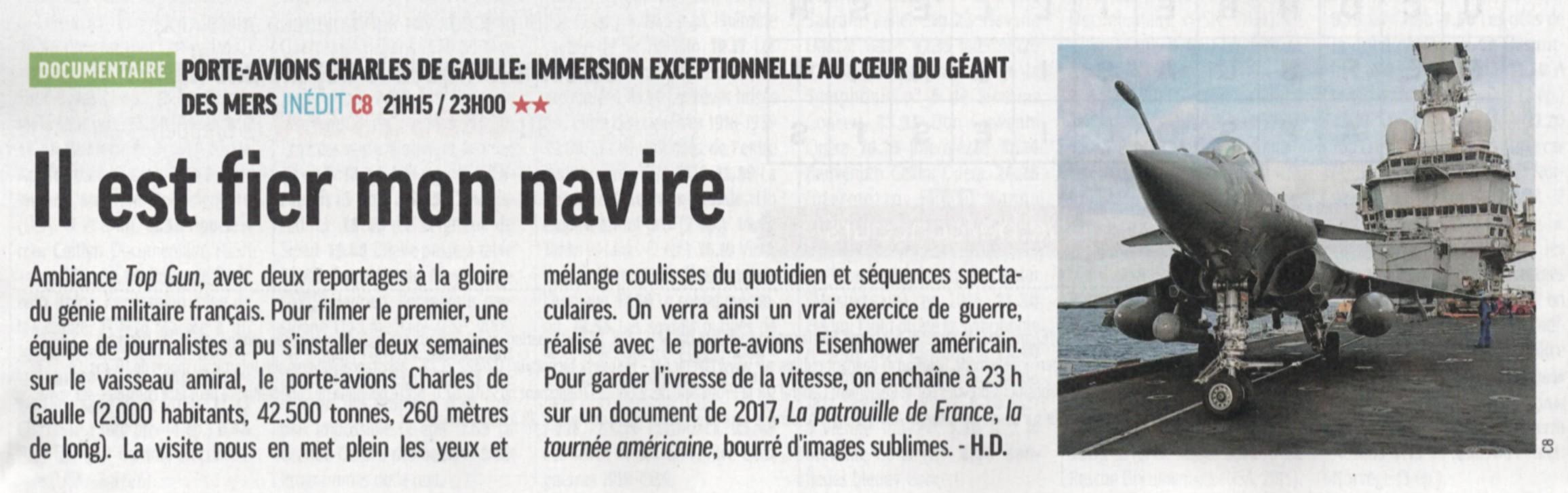 Porte-avions R91 Charles de Gaulle - Page 15 2020-012