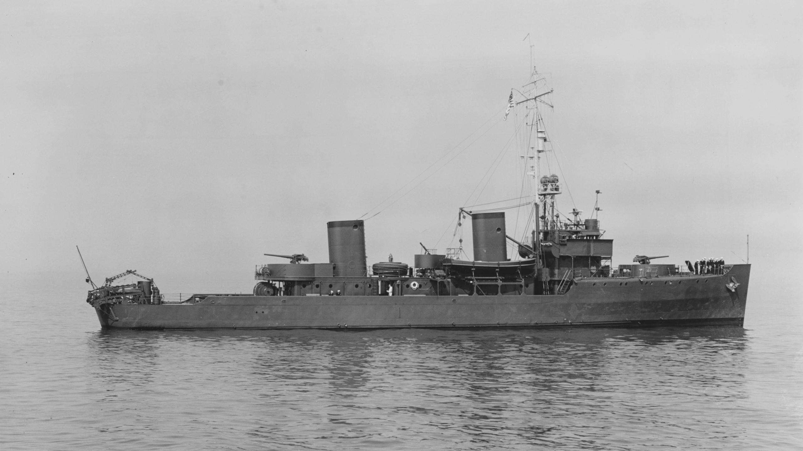 Mesures réglementires de camouflages US Navy 1939 - 1945 A1881510