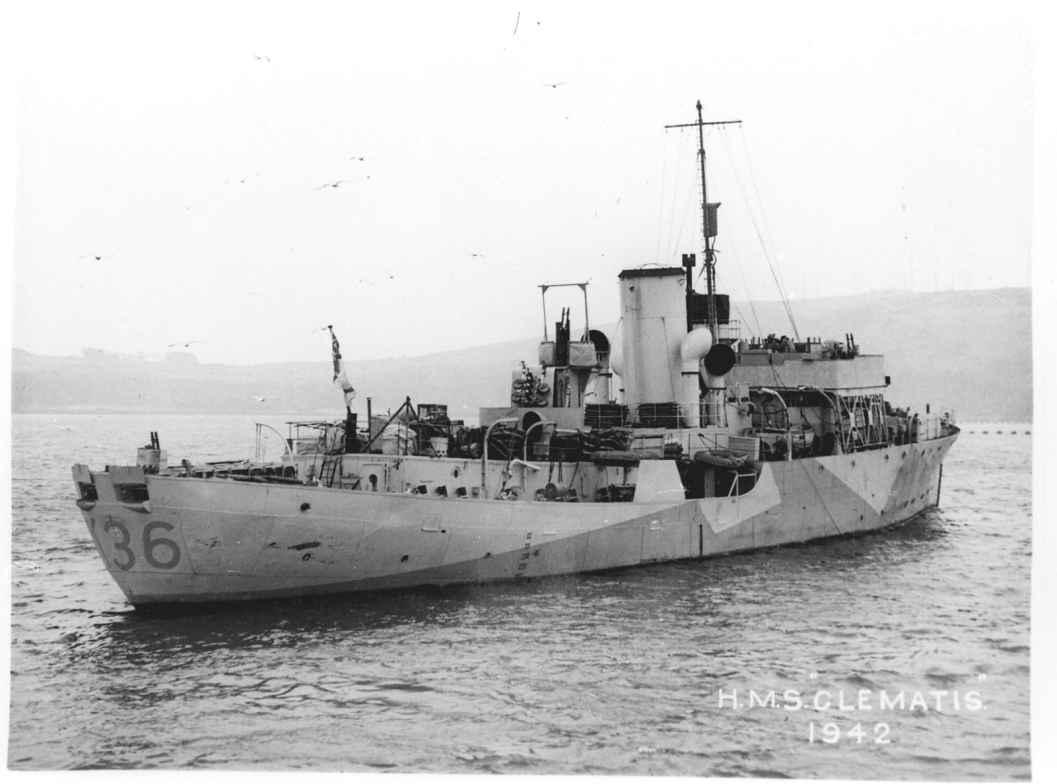 HS navire et histoire sur les corvettes classe Flower - Page 2 A559e710