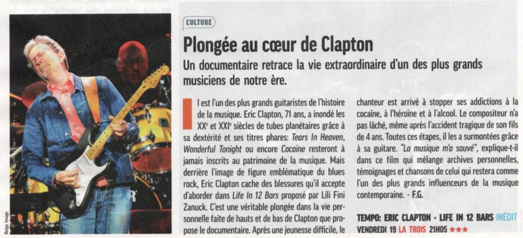 Les musiques qui ont bercé notre passage a la FN - Page 28 Clapto10
