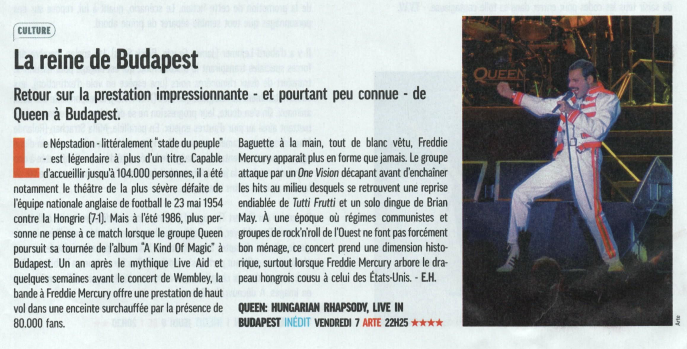 Les musiques qui ont bercé notre passage a la FN - Page 31 Queen10