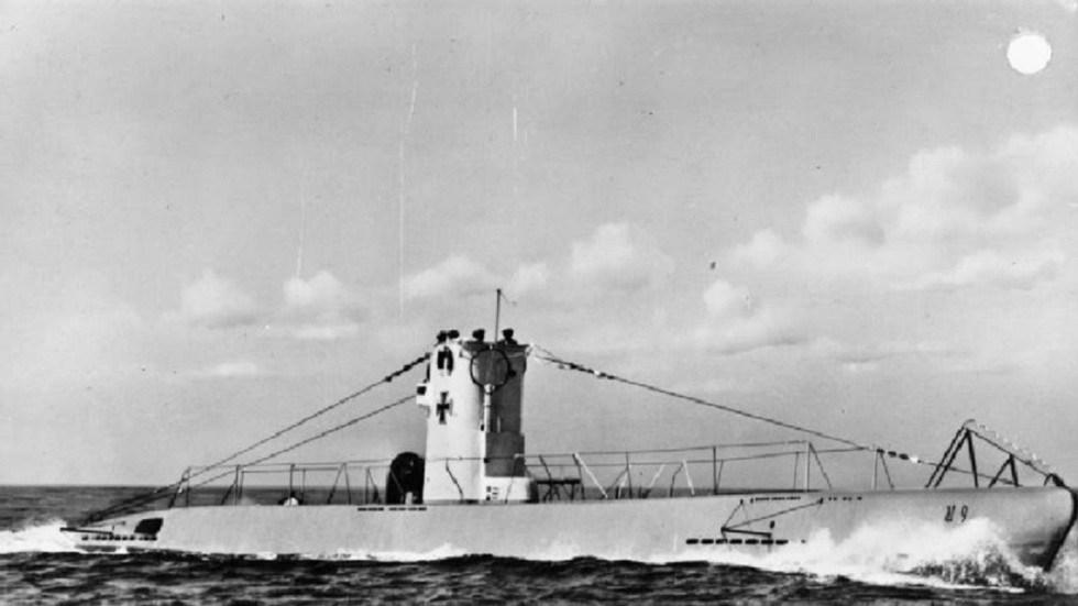 Les U-Boote, sous-marins de la Kriegsmarine - Page 3 Sousma11