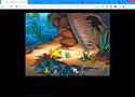 Playing Freddi Fish in a Web Browser Freddi10