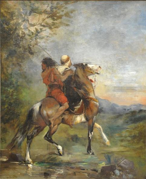 Les Orientalistes ! Peintu10