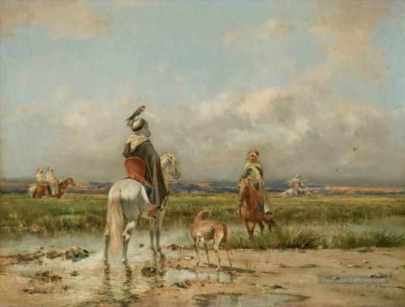 Les Orientalistes ! Peintu12