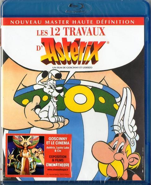 Les 12 Travaux d'Astérix - R. Goscinny A. Uderzo - 1976 12_tra10