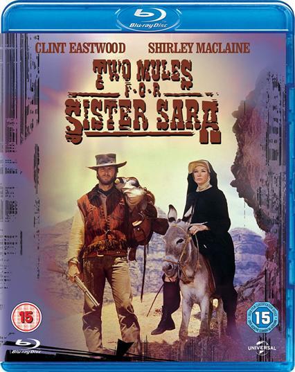 Sierra Torride -Two mules for Sister Sara -1969 . Don Siegel . Blindm15
