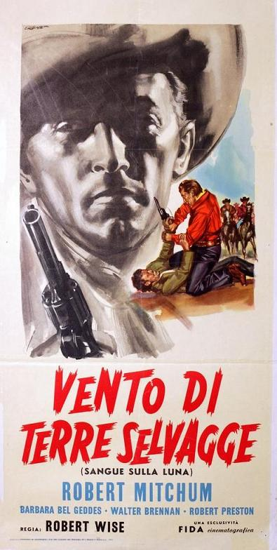 Ciel rouge. Blood on the moon. 1948. Robert Wise. Blood-11