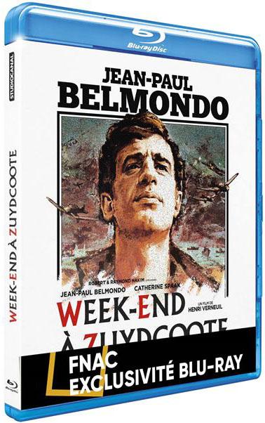 Week-end à Zuydcoote. 1964. Henri Verneuil. Blu-ra13