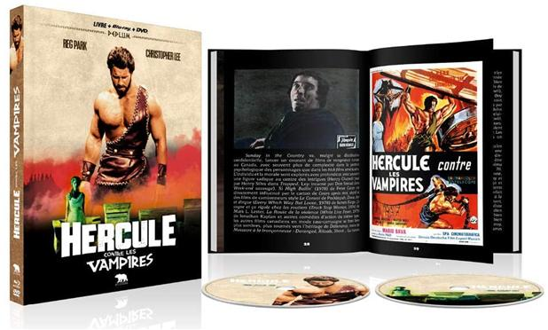 Hercule contres les Vampires - Ercole al centro della Terra - Mario Bava - 1961 Clint_16