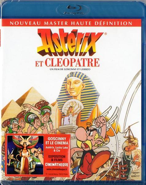 Astérix et Cléopâtre - R. Goscinny A. Uderzo - 1968 Clzoop10