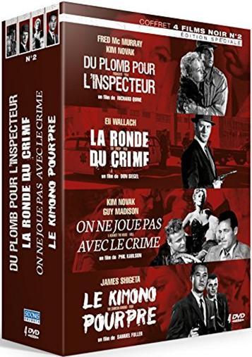 Du Plomb pour L'Inspecteur - Pushover - 1954 - Richard Quine Copie_23