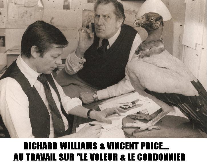 Le Voleur et Le Cordonnier - The Thief and The Cobbler - Richard Williams   (commencé en 1960-1993 sortie Miramax) Eastwo13