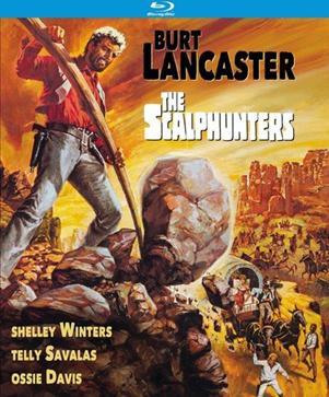 Les chasseurs de scalps . The Scalphunters . 1968 . Sydney Pollack . Ennio014