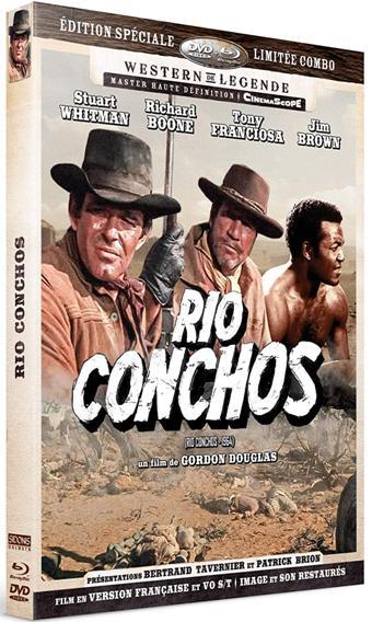 Rio Conchos - 1964 - Gordon Douglas Gir00110