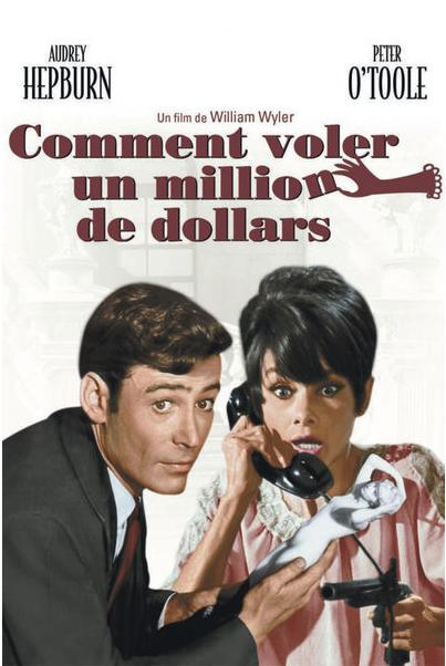 Comment Voler Un Million De Dollars - How To Steal A Million - William Wyler 1966 Plus_d13