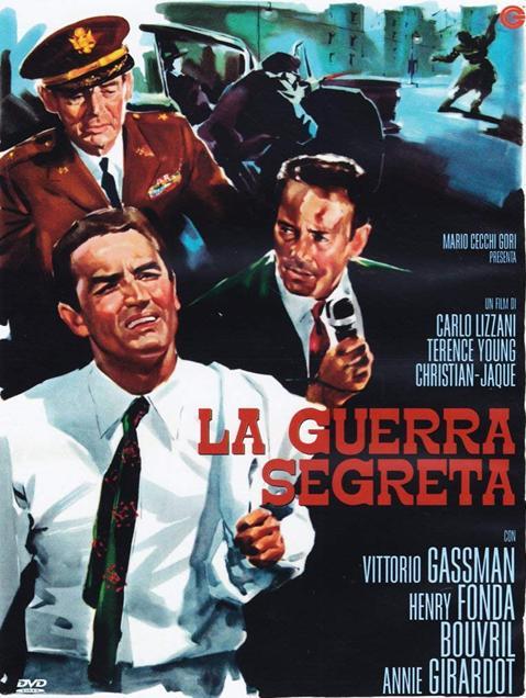 Guerre secrète- The Dirty Game- 1965-Christian Jaque/ W Klinger/ C Lizzani / T Young Richta12