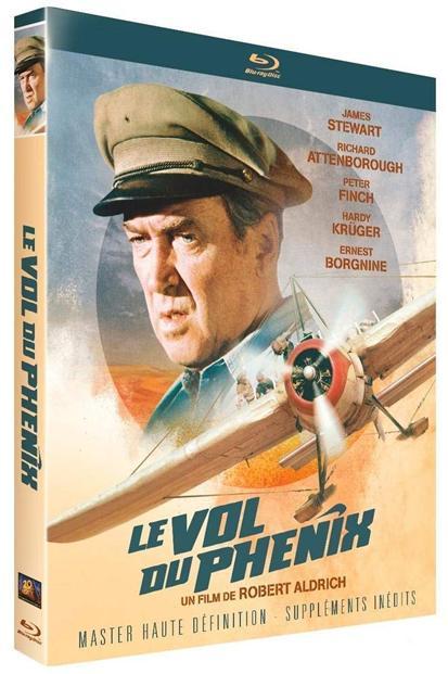 Le Vol du Phénix - The Flight of the Phoenix - 1965 - Robert Aldrich Who-am11