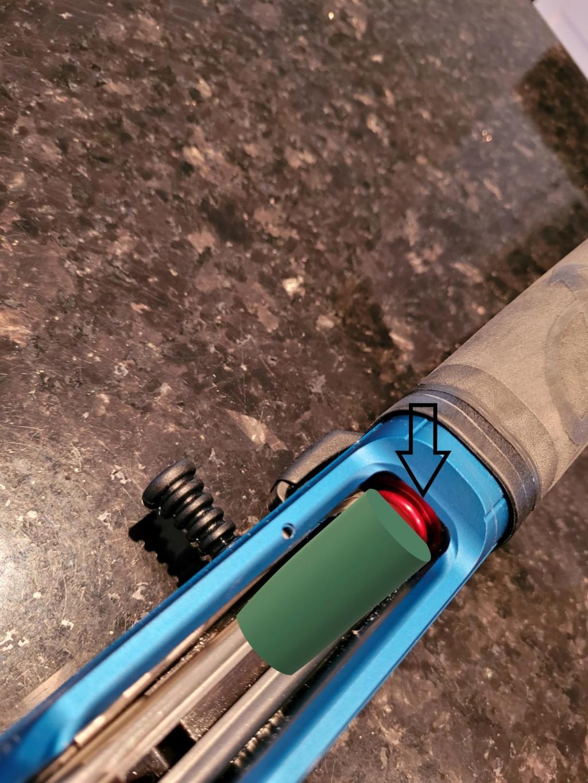 Beretta 1301 Comp pro 1ere impression tir et ajout de modification Avant_11
