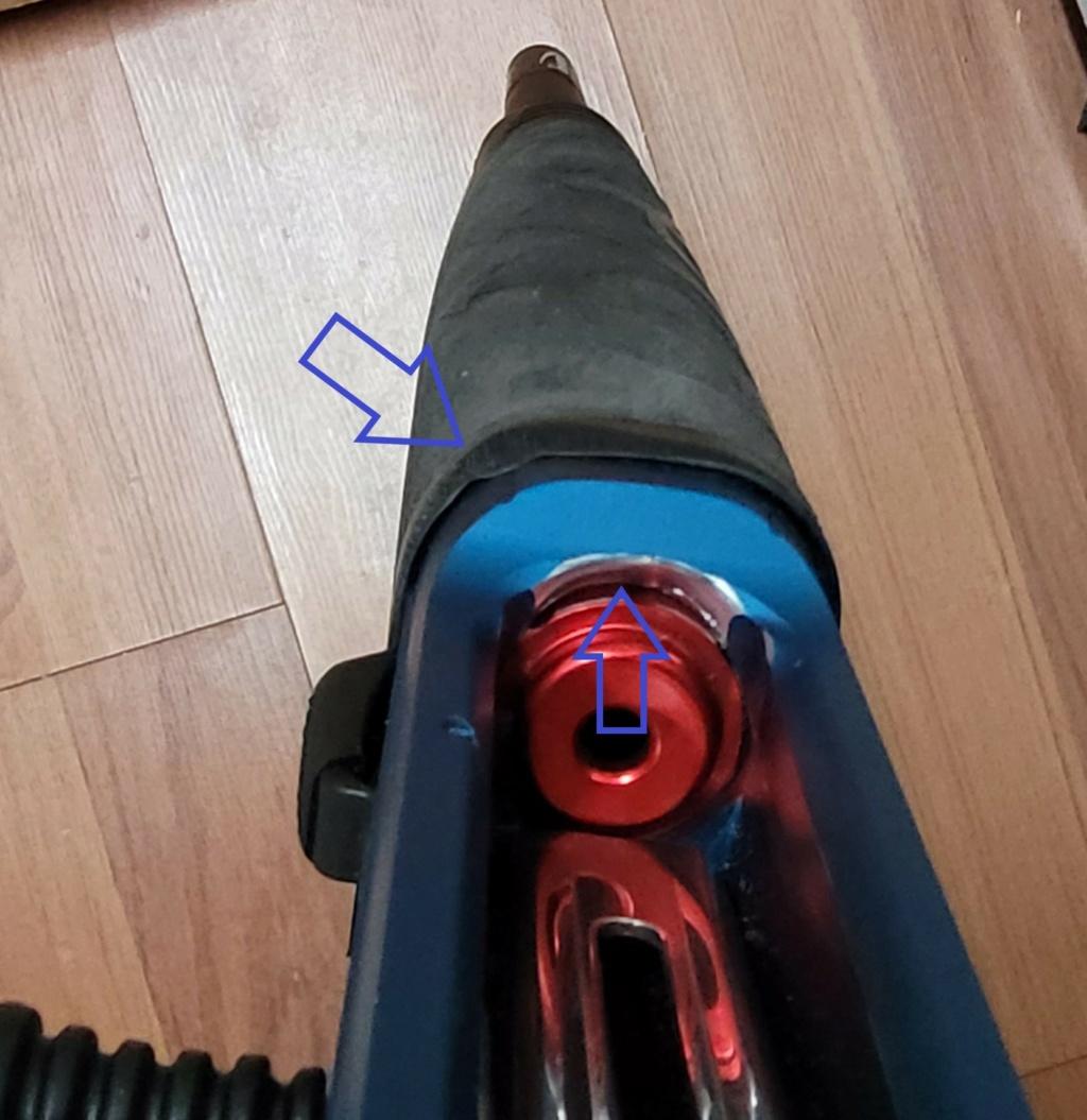 Beretta 1301 Comp pro 1ere impression tir et ajout de modification Modifi10