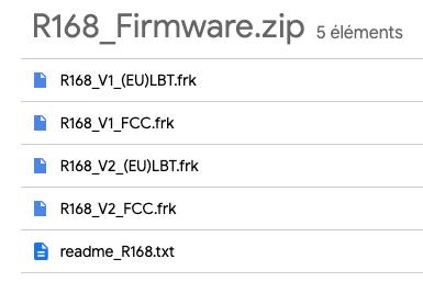 Radiomaster: nouveaux récepteurs R1, R161, R168  - Page 2 Captur75