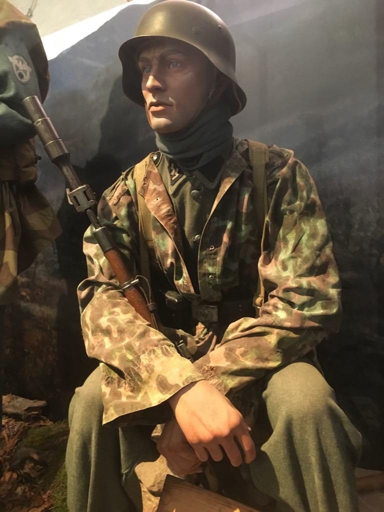 Musée mémorial des combats de la poche de Colmar ( Turchkeim , Haut Rhin / Alsace ) - Page 2 Receiv14