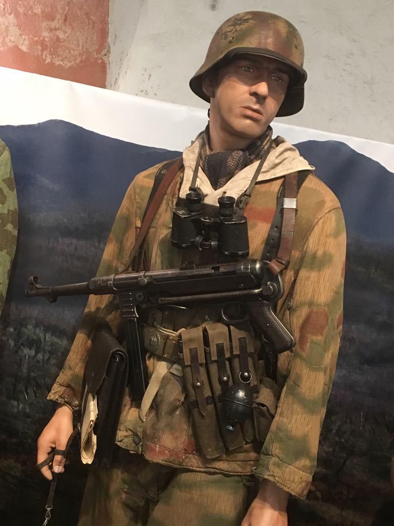 Musée mémorial des combats de la poche de Colmar ( Turchkeim , Haut Rhin / Alsace ) - Page 2 Receiv16
