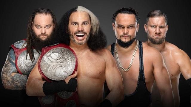 WWE Extreme Rules du 15/07/2018 20180611