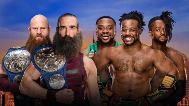 WWE Summerslam du 19/08/2018 20180812
