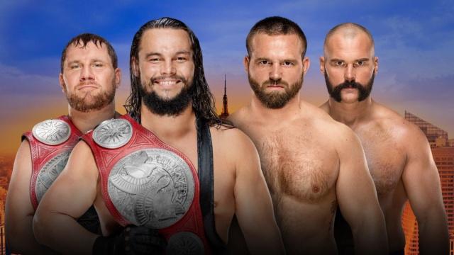 WWE Summerslam du 19/08/2018 20180816