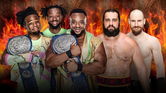 WWE Hell in a Cell du 16/09/2018 20180912