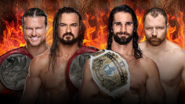 WWE Hell in a Cell du 16/09/2018 20180913