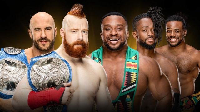WWE Crown Jewel du 02/11/2018 20181015