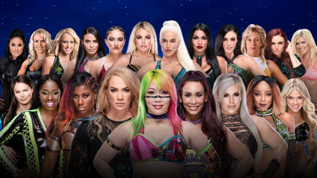 WWE Evolution du 28/10/2018 20181016