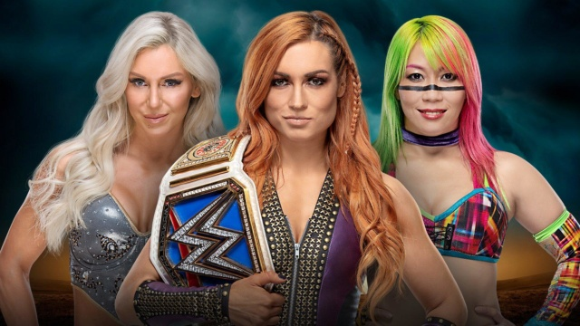 WWE TLC du 16/12/2018 20181216